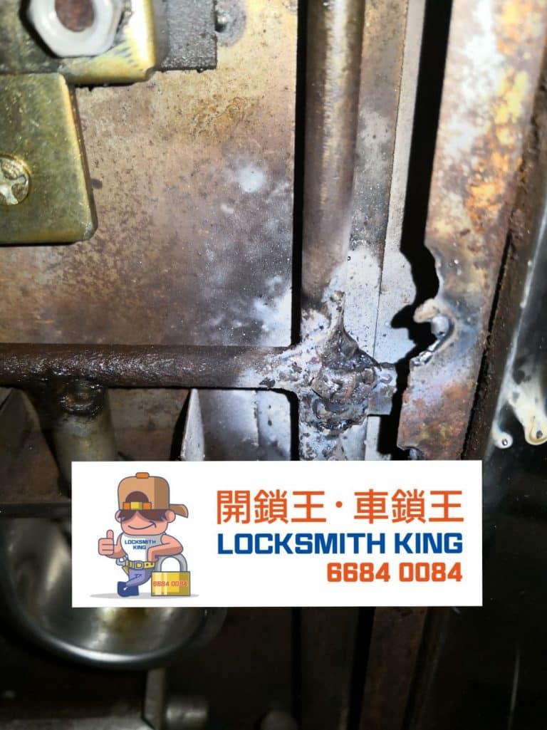 鐵閘斷焊維修